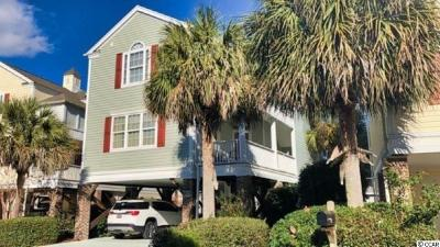 Surfside Beach Single Family Home For Sale: 422 Ocean Palms Dr.