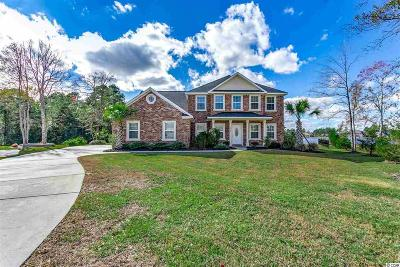 Myrtle Beach Single Family Home For Sale: 8184 Waccobee Dr.