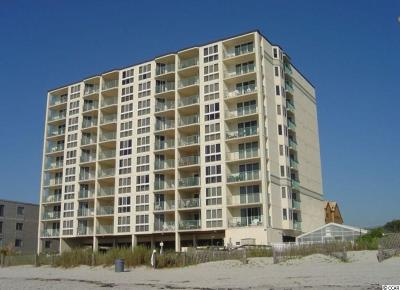 North Myrtle Beach Condo/Townhouse Active-Pending Sale - Cash Ter: 2507 S Ocean Blvd. #101
