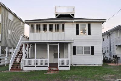 North Myrtle Beach Single Family Home For Sale: 208 31st Ave. N