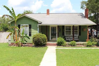 Conway Single Family Home For Sale: 1502 McKeithan St.