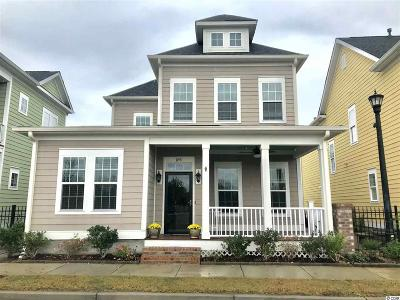 Myrtle Beach Single Family Home For Sale: 853 Peterson St.
