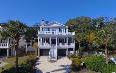 Pawleys Island Single Family Home For Sale: 238 Berry Tree Dr.