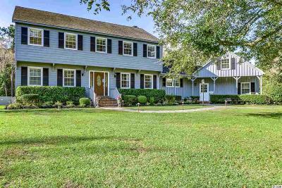 Conway Single Family Home For Sale: 5680 Old Bucksville Rd.