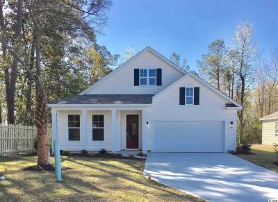 North Myrtle Beach Single Family Home Active-Pend. Contingent Contra: 1009 Oak Marsh Ln.