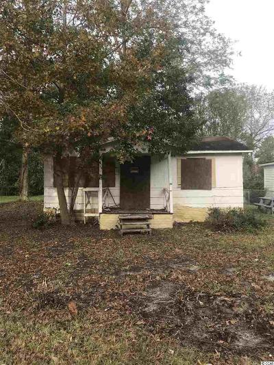 Single Family Home Active-Pending Sale - Cash Ter: 5001 Lewis St.