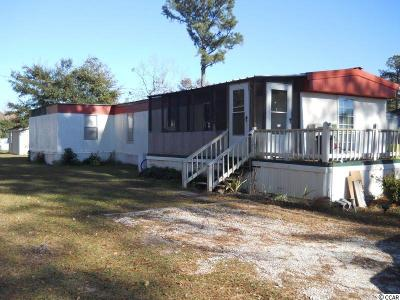 Myrtle Beach SC Single Family Home For Sale: $40,000