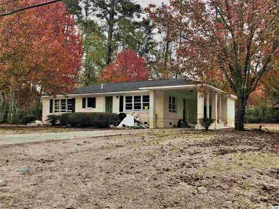 Conway Single Family Home For Sale: 209 Long Ave.