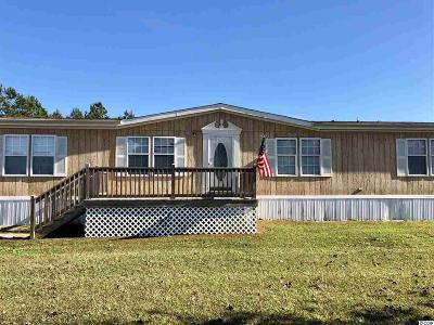 Conway Single Family Home For Sale: 556 Highway 66