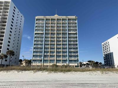Myrtle Beach Condo/Townhouse For Sale: 2501 S Ocean Blvd. #929