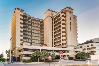 North Myrtle Beach Condo/Townhouse For Sale: 501 S Ocean Blvd. #603
