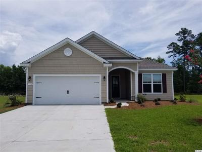 Murrells Inlet Single Family Home For Sale: 124 Bucky Loop