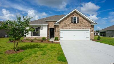 Murrells Inlet Single Family Home For Sale: 109 Bucky Loop