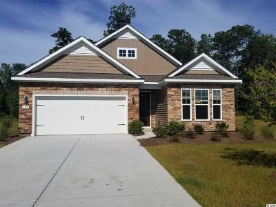Murrells Inlet Single Family Home For Sale: 120 Bucky Loop