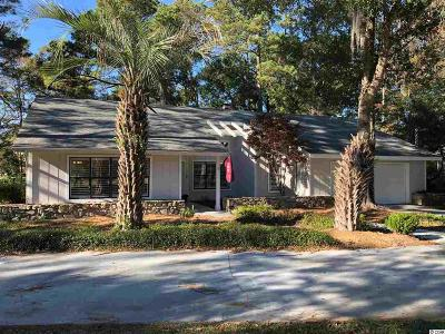 Pawleys Island SC Single Family Home For Sale: $368,990