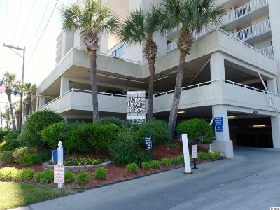 Garden City Beach Condo/Townhouse Active Under Contract: 1990 N Waccamaw Dr. #807