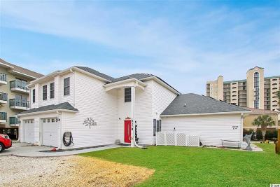 North Myrtle Beach Single Family Home For Sale: 937 Strand Ave.