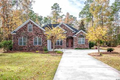 Myrtle Beach Single Family Home For Sale: 817 Jeter Ln.