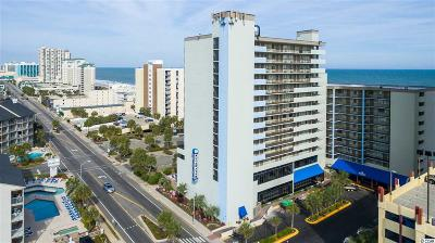 Myrtle Beach Condo/Townhouse For Sale: 2001 S Ocean Blvd. #803