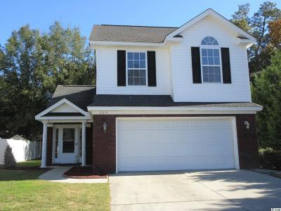 Murrells Inlet Single Family Home For Sale: 207 Chesapeake Ln.