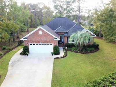 North Myrtle Beach Single Family Home Active-Pending Sale - Cash Ter: 1476 Hempsted Ct