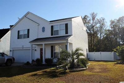 Myrtle Beach SC Single Family Home For Sale: $279,999