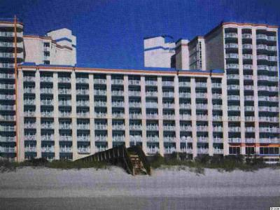 Myrtle Beach Condo/Townhouse For Sale: 5200 N Ocean Blvd. #1201
