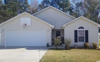 Murrells Inlet Single Family Home Active-Pend. Cntgt. On Financi: 9744 Conifer Ln.