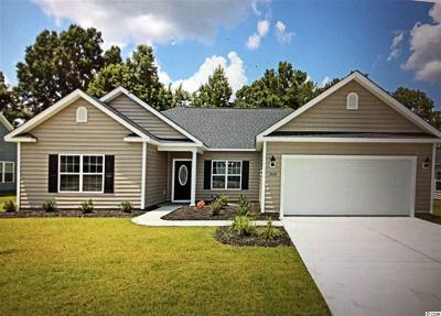 Georgetown Single Family Home For Sale: Tbd Rolling Oak Dr.