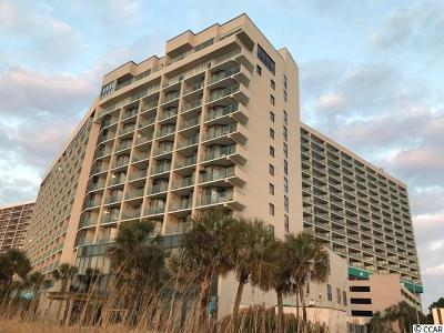 Myrtle Beach Condo/Townhouse For Sale: 201 N 74th Ave. N #1225