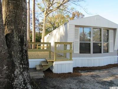 Myrtle Beach Single Family Home Active-Pending Sale - Cash Ter: 2709 Orion Dr.