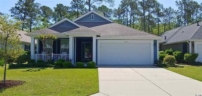 Murrells Inlet Single Family Home For Sale: 434 Grand Cypress Way