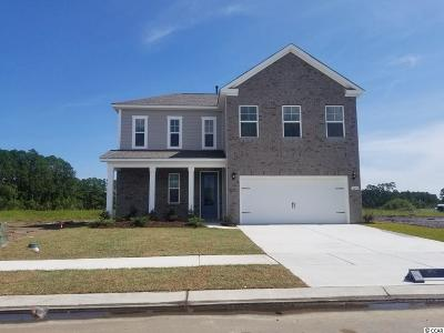 Myrtle Beach Single Family Home Active-Pending Sale - Cash Ter: Tbd Stellar Loop