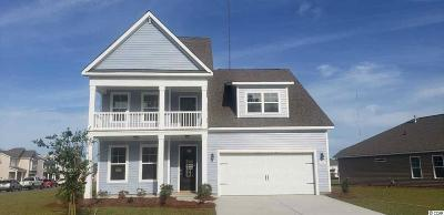 Murrells Inlet Single Family Home For Sale: Tbd 1b Bucky Loop