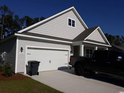 Murrells Inlet Single Family Home For Sale: Tbd 15 Bucky Loop