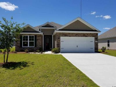Murrells Inlet Single Family Home For Sale: Tbd 2b Bucky Loop