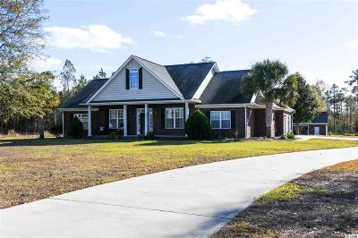 Horry County Single Family Home For Sale: 1307 Pisgah Church Rd.