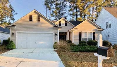 Murrells Inlet Single Family Home For Sale: 6324 Longwood Dr.