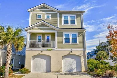 North Myrtle Beach Single Family Home For Sale: 424 7th Ave. S