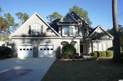 Myrtle Beach Single Family Home For Sale: 4946 Westwind Dr.