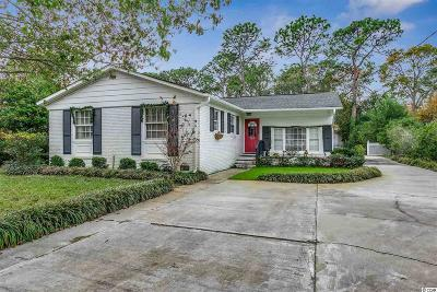 Myrtle Beach Single Family Home For Sale: 707 Yucca Ave.
