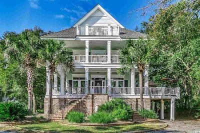 Pawleys Island Single Family Home For Sale: 59 Middleton Dr.