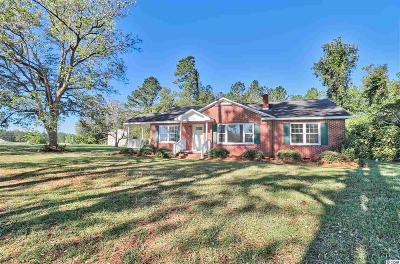 Horry County Single Family Home For Sale: 1625 Bud Graham Rd.