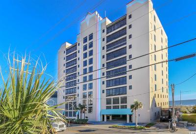 North Myrtle Beach Condo/Townhouse For Sale: 4000 North Ocean Blvd. #402
