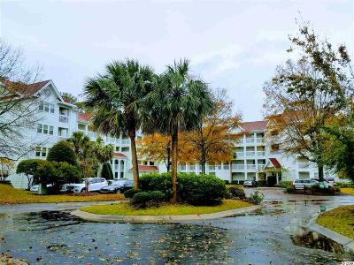 Little River Condo/Townhouse For Sale: 4601 Greenbriar Dr. #105 A