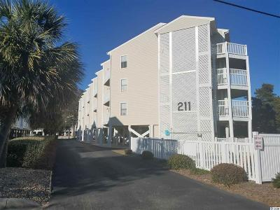 North Myrtle Beach Condo/Townhouse For Sale: 211 N Hillside Dr. #304