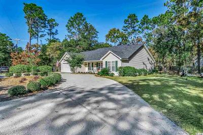 Pawleys Island Single Family Home For Sale: 173 Greenfield Rd.
