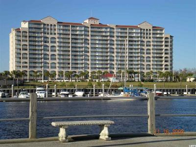 North Myrtle Beach Condo/Townhouse For Sale: 4801 Harbor Pointe Dr. #1305