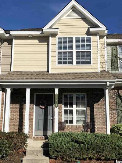 Conway Condo/Townhouse For Sale: 3004 Mercer Dr. #3004