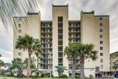 North Myrtle Beach Condo/Townhouse For Sale: 4505 S Ocean Blvd. #6-B